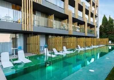 Maproba distribución y colocación de Oradecor en Hotel Bahía Palma nova