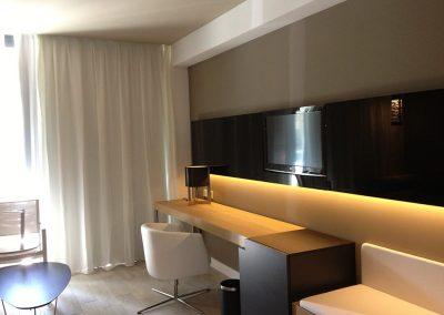 Maproba distribución y colocación de Oradecor en Hotel Illot Suites