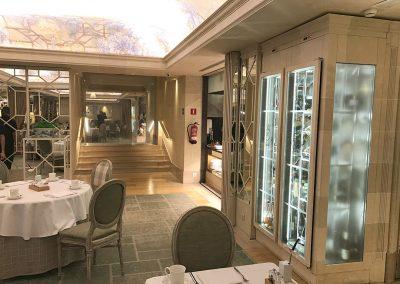 Maproba distribución y colocación de Oradecor en Suite Hotel Majestic
