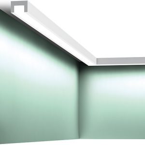 Canal para led Orac Decor® CX190F Direct - Maproba