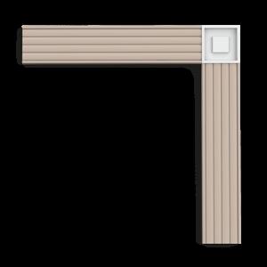 Elemento decorativo Orac Decor P5020B - Maproba