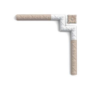 Esquinero para moldura Orac Decor P201A - Maproba