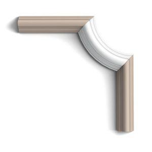 Esquinero para moldura Orac Decor P4020A - Maproba