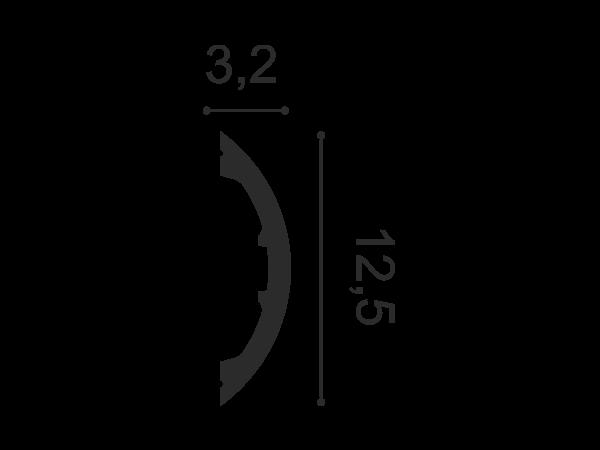 Moldura Orac Decor P3070 - Maproba