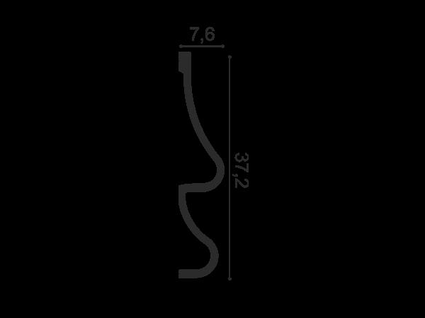 Moldura Orac Decor P3071 - Maproba