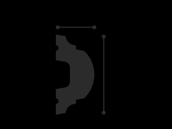 Moldura Orac Decor P1020 - Maproba