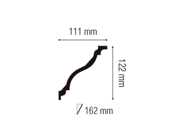 Cornisa exterior Orac Decor C833 - Maproba