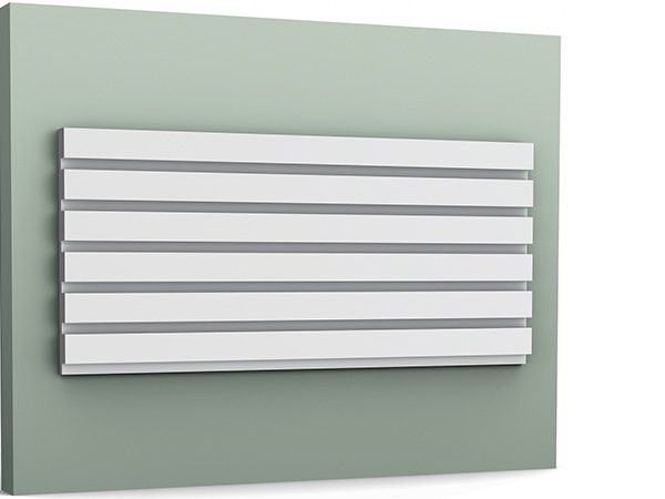 Moldura panel decorativo 3D Orac Decor® W111 - Maproba