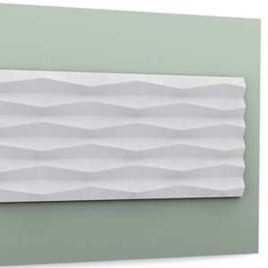 Moldura panel decorativo 3D Orac Decor® W112 - Maproba